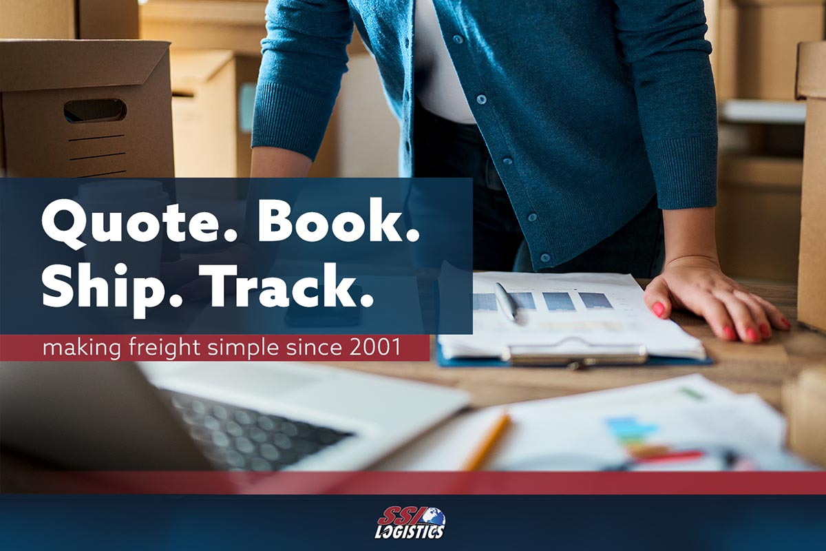 SSI Logistics making freight simple since 2001 B