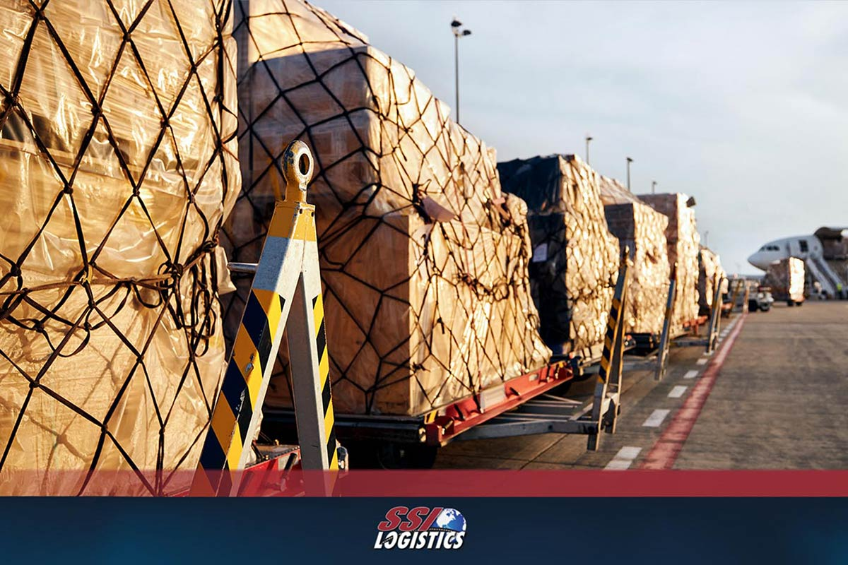 SSI Logistics making freight simple since 2001 J